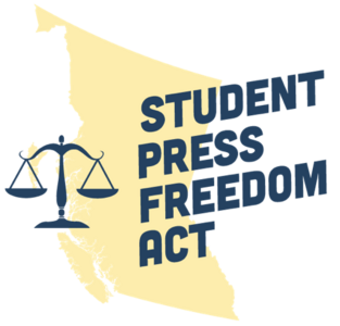 Pass the Student Press Freedom Act and Protect BC Student Journalists