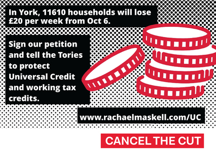 Reverse the cut to Universal Credit