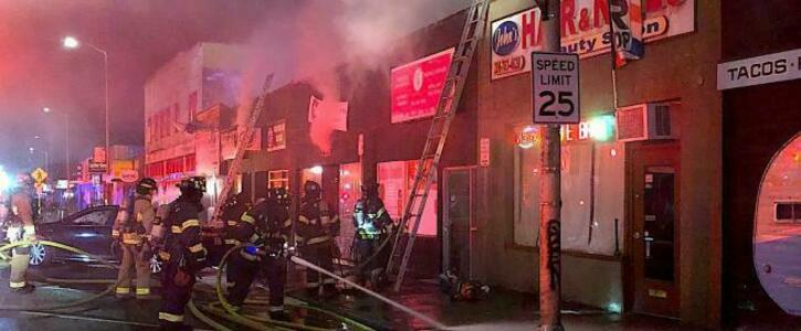 White Center Fire Still Raging: Tell King County We Need Support NOW