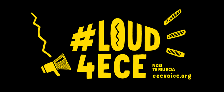 #LOUD4ECE message to the Minister