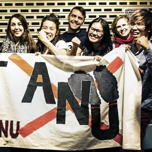 Divest the Rest For a Fossil Free ANU