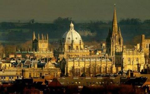 Fossil Free Oxford University