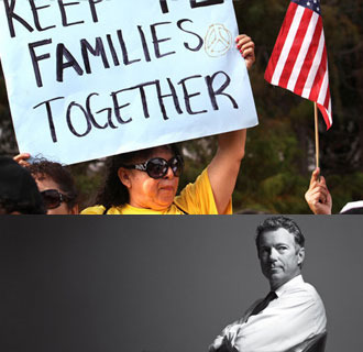 May 24: Conversation with Senator Rand Paul about Immigration Reform