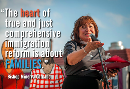 Suspend Deportations & Stop Tearing Families Apart