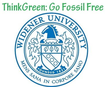 Divest Widener University from Fossil Fuels