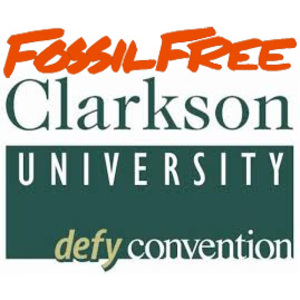 Fossil Free Clarkson