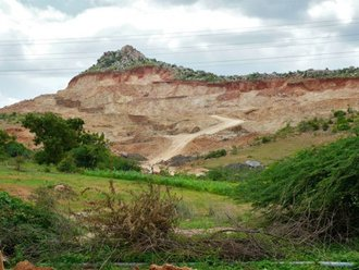 Ban mining in Western Ghats
