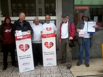 resist franchise of swiss cottage post office