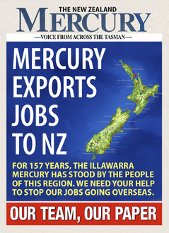 Save the Illawarra Mercury