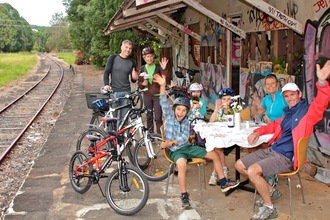 SUPPORT THE NORTHERN RIVERS RAIL TRAIL CAMPAIGN FROM CASINO TO MURWILLUMBAH