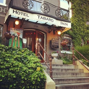 Help Employees Save the Tabard Inn
