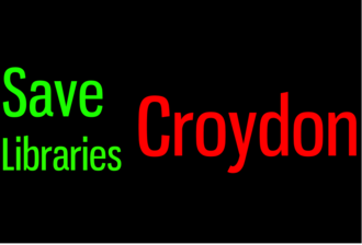 No to Privatisation of Croydon's Libraries