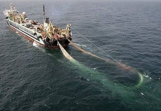 stop overseas owned and foreign manned super sized trawlers fishing our waters!
