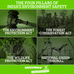 Protect laws that protect people and environment from exploitation