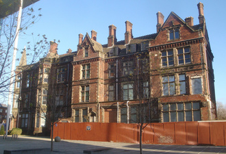 Respect the Listed Buildings system - SAVE the Grade II listed Edwardian Jessop Hospital building