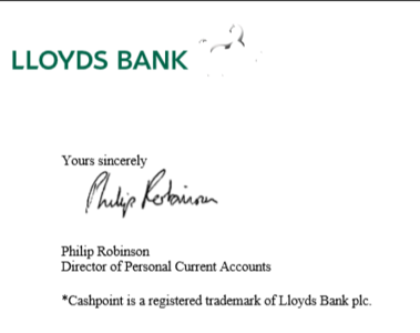 STOP LLOYDS BANK CHARGING £10 PER DAY FOR ANY OVERDRAFT + MORE