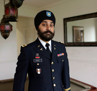End the ban on devout Sikhs in the military