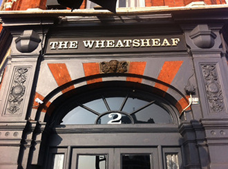 Save the Wheatsheaf - Tooting Bec