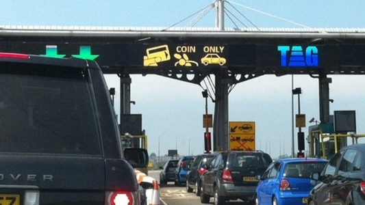 Improve the Severn Crossing tolls situation