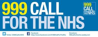 999 call ofr the nhs tredegar