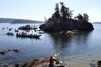 ACQUIRE GRACE ISLET TO PROTECT THE FIRST NATIONS CEMETERY