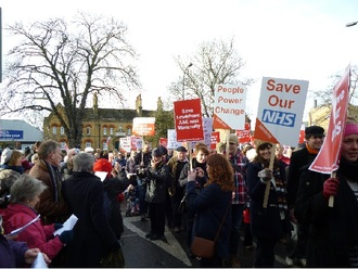 Accept the Lewisham hospital decision