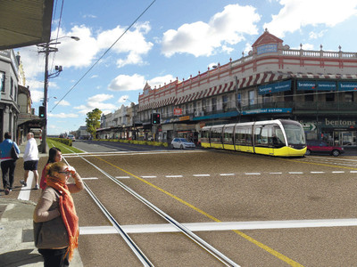 Prioritise Sydney's public & active transport (over the Westconnex).