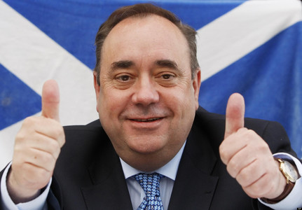 Don't Step Down as First Minister!