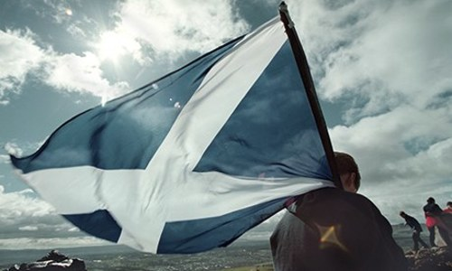 We declare Scotland a free and independent state.