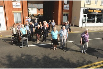 Build the Ongar Road crossing in Brentwood