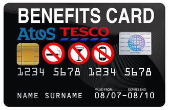 Re-Think Pre-Paid Benefit Cards