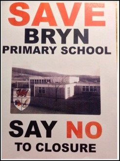 Help save Bryn primary school from closing