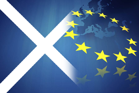 If the UK leaves the EU then Scotland should declare independence