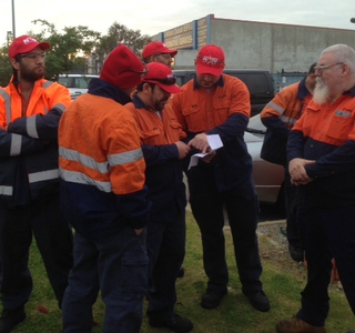 Fair treatment for workers at Metso