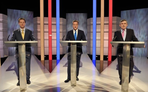 Invite all parties to join the election television debates