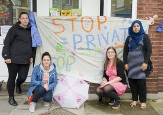 Save Our Public Nurseries Tower Hamlets