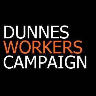 Living Wage For Dunnes Workers