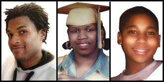 Enough! Justice for John Crawford, Tamir Rice, Tanisha Anderson & an end to OH police violence