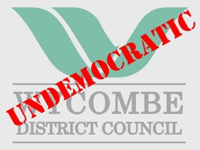 Vote of No Confidence : - Wycombe District Council Cabinet