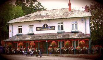 Save The Yorkshire Lass in Knaresborough
