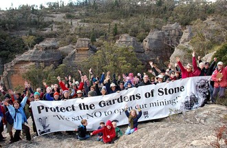 Protect the Gardens of Stone