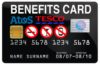 benefit cards