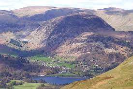 No Zip Wires in Glenridding - Ullswater