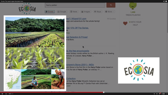 University of Hull to use Ecosia.org as default search engine