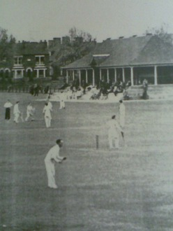 Save the Meadows 1906 Arts & Crafts Cricket Pavilion