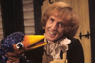 Rod Hull to Appear on The £5 Note