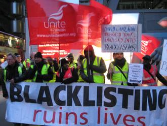 We Demand A Public Inquiry Into The Illegal Blacklisting Scandal