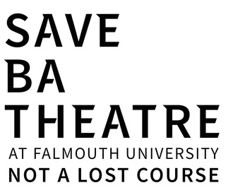 Save Falmouth University's BA Theatre Course from closure