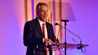 Ask 'Save the Children' to revoke their annual Global Legacy Award given to Tony Blair