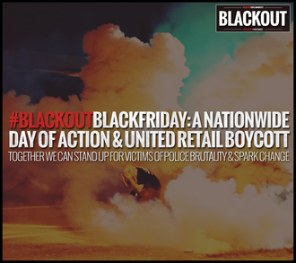 Blackout For Human Rights: The time for action is NOW! #BlackoutBlackFriday
